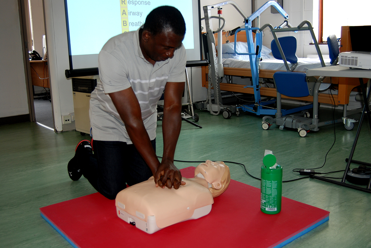 We carry out all aspects of practical training