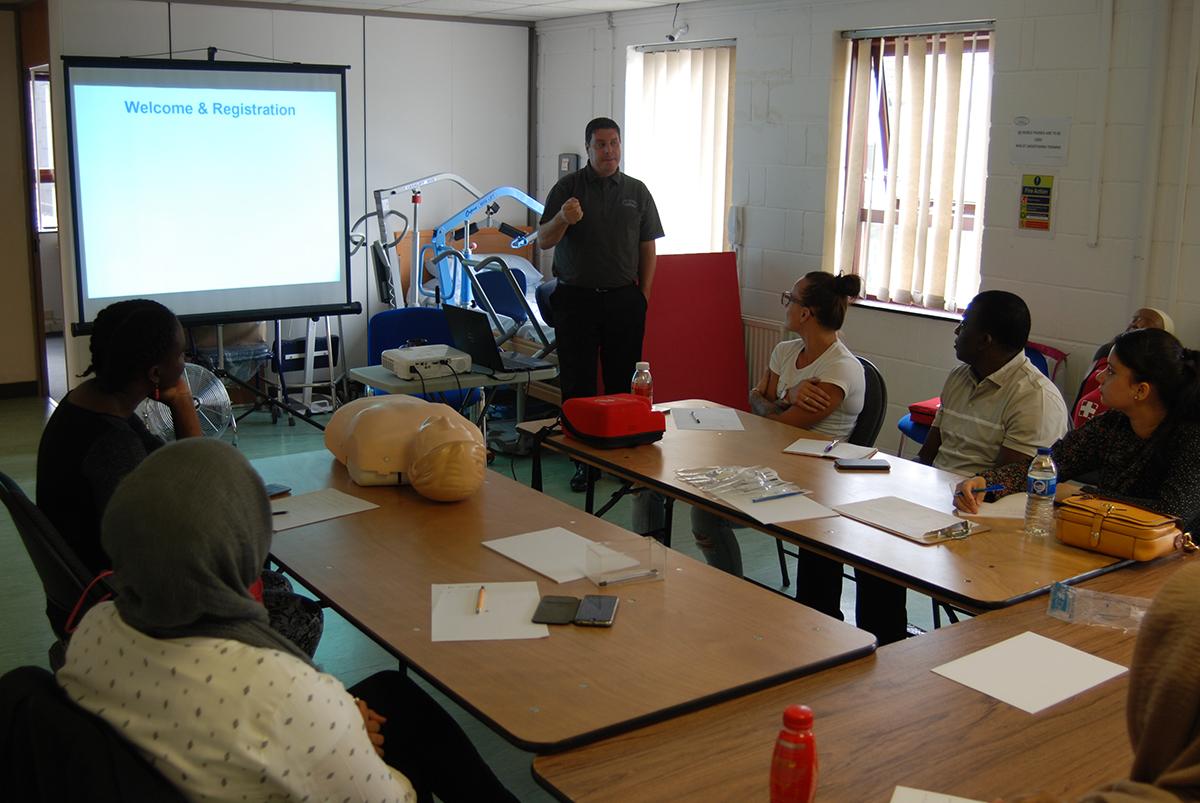 Class Room Based Teaching